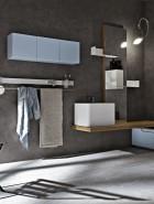 ארון אמבטיה בסגנון צעיר